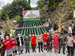 Pangdam Udayana bangun pompa hidram di Tabanan,Gubernur Bali siapkan APBD lanjutan